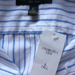 Banana Republic Shirt NWT